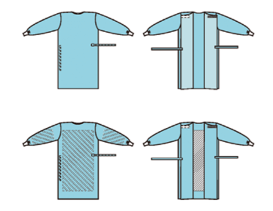 Picture of Sterile Surgical Gown